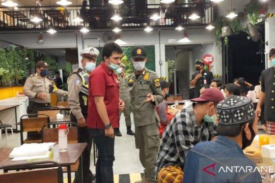 Tim Yustisi Denpasar jaring 30 orang pelanggar prokes