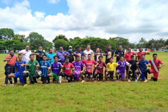 Tim pelatih sepak bola NTT kantongi 26 pemain untuk PON Papua