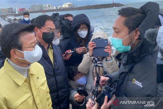 Tiga ABK WNI hilang di perairan Pulau Jeju, Korsel lanjutkan pencarian