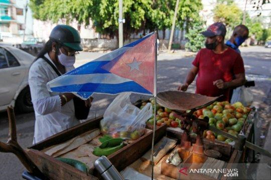 Total dagang Indonesia-Kuba naik lebih dari 800 persen pada 2020