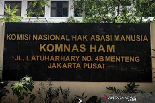 Komnas HAM: Mahkamah Internasional tak gantikan peradilan nasional