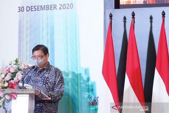 Menko Airlangga: Investor ritel bantu pasar modal dan ekonomi pulih
