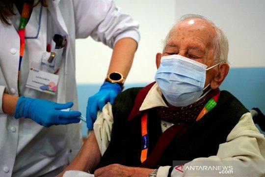 Spanyol gunakan vaksin COVID AstraZeneca untuk usia 55-65 tahun