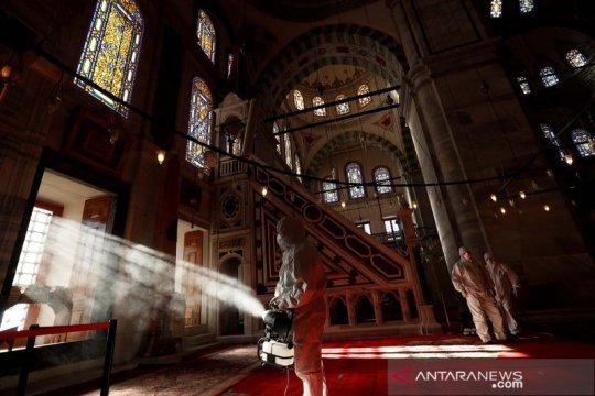 Turki catat kasus, kematian harian COVID tertinggi sejak awal pandemi