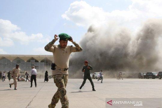 AS, Inggris desak perdamaian Yaman setelah ledakan tewaskan 17 orang