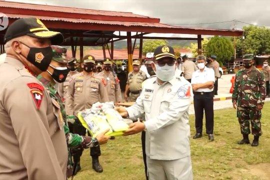 1.873 personel gabungan amankan Nataru di Papua