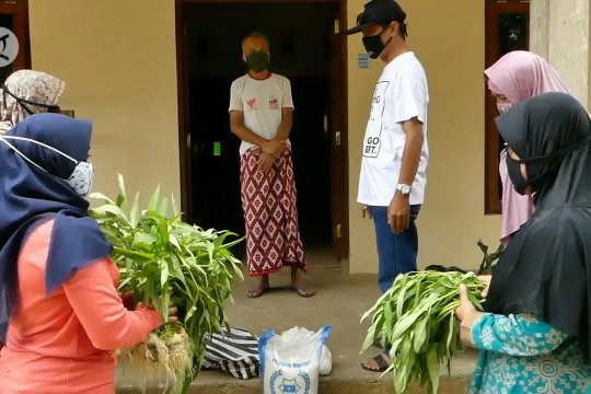 Bupati mintamasyarakat Temanggung siap divaksin COVID-19
