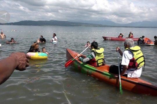 Kemenparekraf fokus kembangkan wisata dan olahraga air di Danau Toba