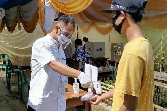 KPU : Pilkada Pandeglang berlangsung kondusif