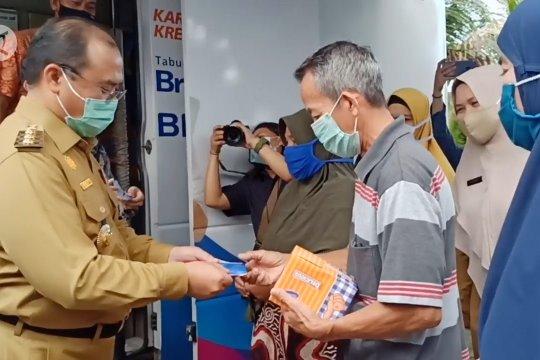 Pemprov Babel salurkan BST bagi 13 ribu KPM