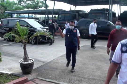Ridwan Kamil penuhi panggilan Polda Jabar terkait kerumunan di Megamendung