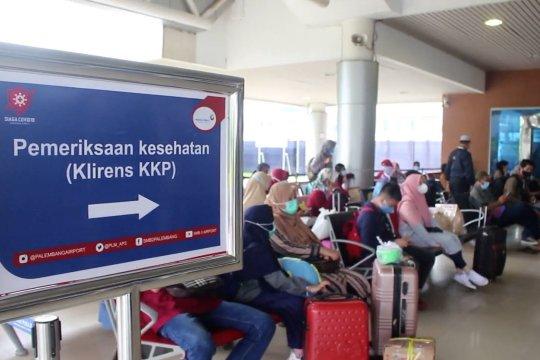 Bandara SMB II Palembang aktifkan kembali semua rute domestik