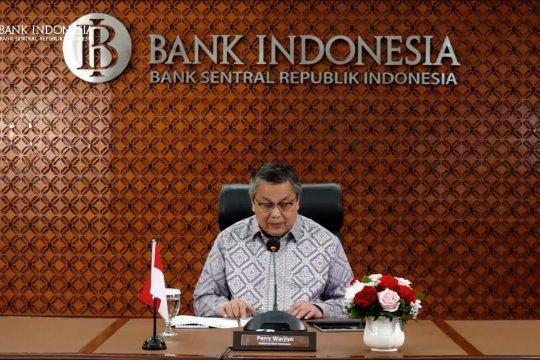 Bank Indonesia pertahankan suku bunga acuan tetap 3,75%