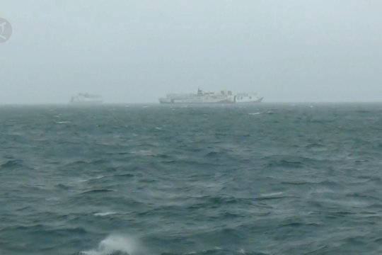 Basarnas Banten intensifkan patroli laut di Selat Sunda