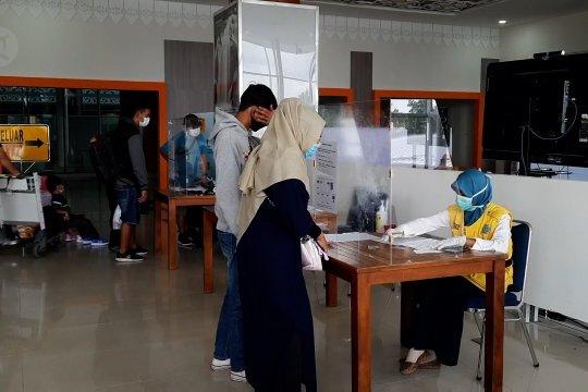Bandara SSK II Pekanbaru operasikan layanan tes cepat antigen