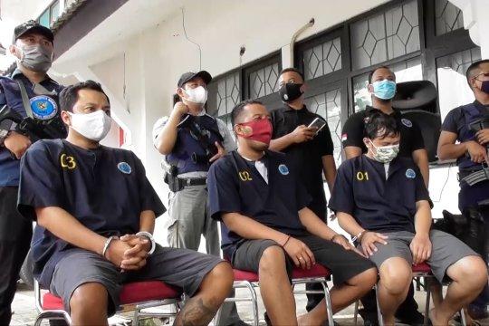 BNN Jateng ungkap jaringan narkoba lintas Provinsi libatkan oknum polisi