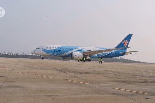 China Southern Airlines buka penerbangan langsung Wuhan-Islamabad