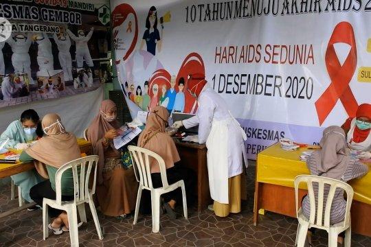 Dinkes Kota Tangerang deteksi dini penderita HIV AIDS di 73 Puskesmas