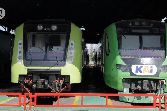 KA Minangkabau Express beroperasi kembali Januari 2021