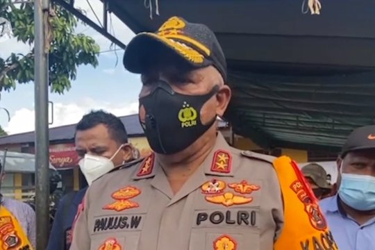 Kapolda Papua: Pilkada Boven Digoel berlangsung aman dan kondusif