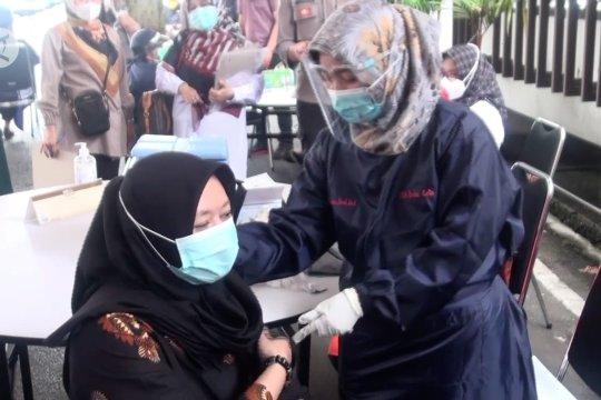 Kota Bandung gelar simulasi vaksinasi COVID-19