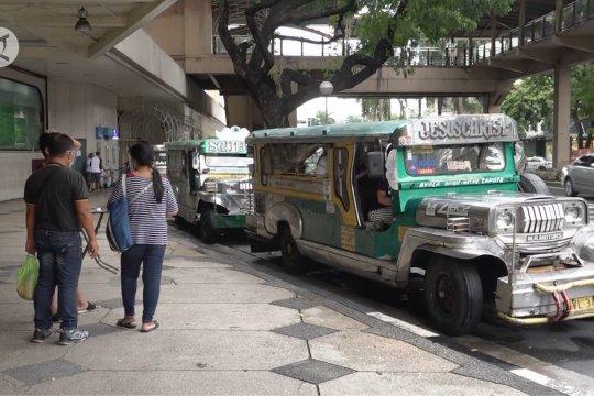 Manila lanjutkan lockdown parsial hingga 31 Januari