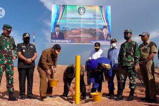Pemprov Kepri tetapkan titik awal pembangunan jembatan Batam-Bintan