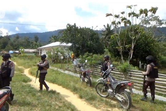 Polri-TNI lanjutkan Operasi Tinombala