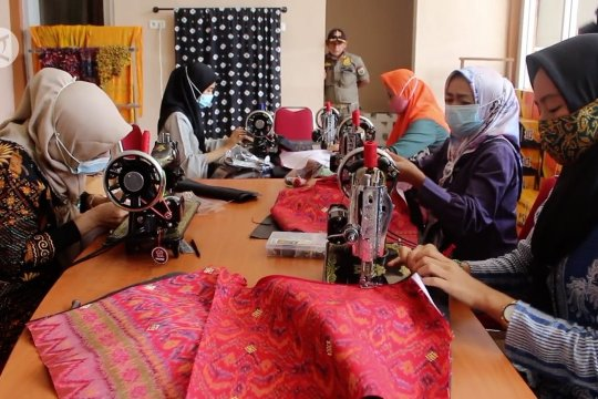 Semangat penyandang disabilitas di Kota Palembang mengisi peluang usaha