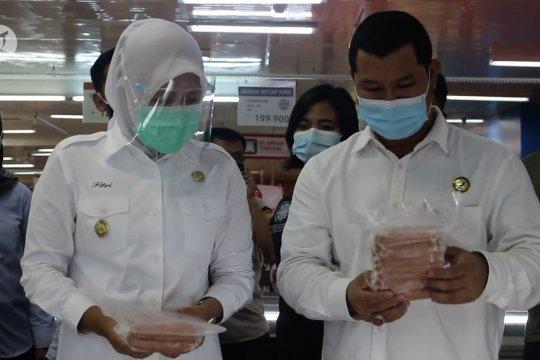 Wakil Wali Kota Palembang sita 397 produk makanan berbahaya