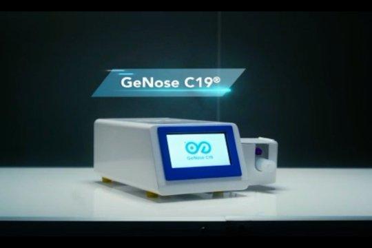 GeNose alat pendeteksi COVID-19 dapat izin edar dari Kemenkes