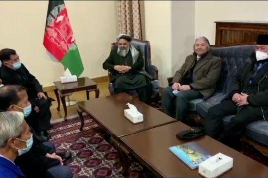 Jusuf Kalla kunjungi Afghanistan demi lanjutkan misi perdamaian