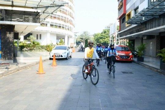 Kota Tangerang kembali zona merah, warga diajak aktif olahraga