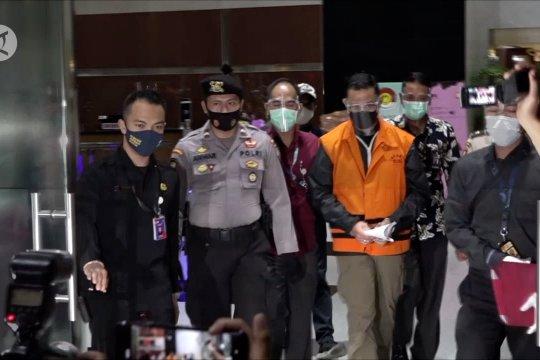 KPK tahan Mensos Juliari di Rutan Pomdam Jaya Guntur
