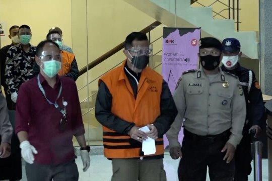 KPK tahan Mensos selama 20 hari untuk penyidikan