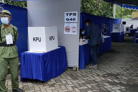 KPU Surabaya gelar pemungutan suara ulang di TPS 46 Kedurus