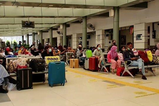 Libur Natal, KAI Daop 1 angkut 9.600 penumpang dari dua stasiun