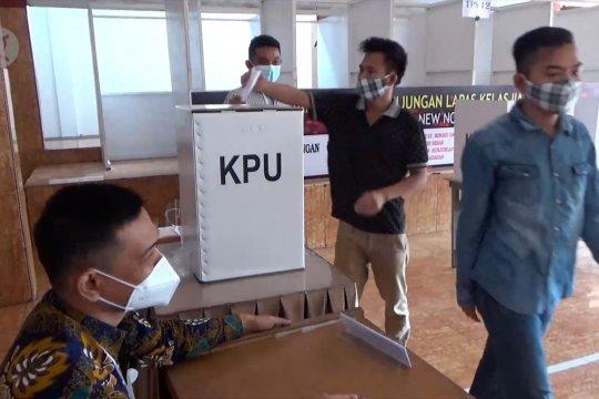 521 Warga Binaan Lapas Muaro Padang salurkan hak pilih