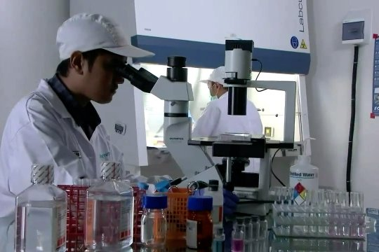 Indonesia amankan 100 juta dosis vaksin COVID AstraZeneca dan Novavax