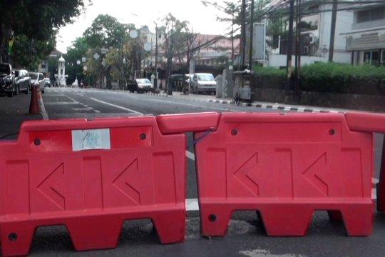 Kembali zona merah, Bandung terapkan PSBB proporsional