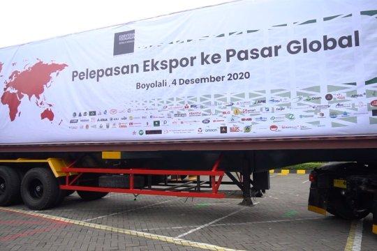 Kemendag gelar pelepasan ekspor serentak di 16 provinsi