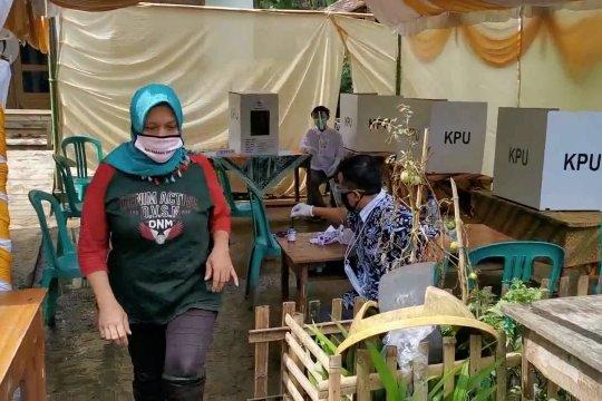 4 TPS di wilayah Provinsi Banten lakukan pemungutan suara ulang