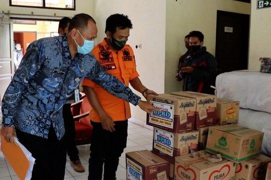BPBD Temanggung terima bantuan tanggap bencana senilai Rp145 juta