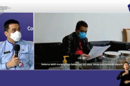 Cerita Wagub Ahmad Riza Patria sembuh dari COVID-19