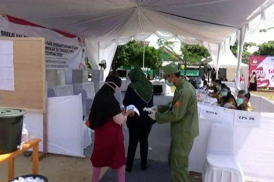 Jamin fasilitas prokes, KPU Pandeglang imbau pemilih tidak khawatir ke TPS