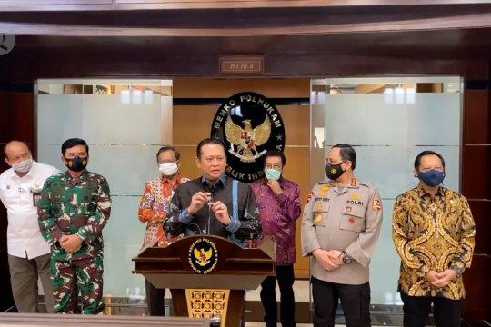 Pemerintah & MPR upayakan pendekatan kesejahteraan untuk Papua