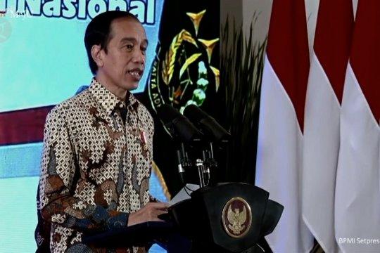 Presiden: Kejagung aktor kunci penuntasan pelanggaran HAM masa lalu
