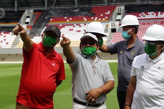 PSSI tinjau persiapan stadion Piala Dunia U-20 di Palembang