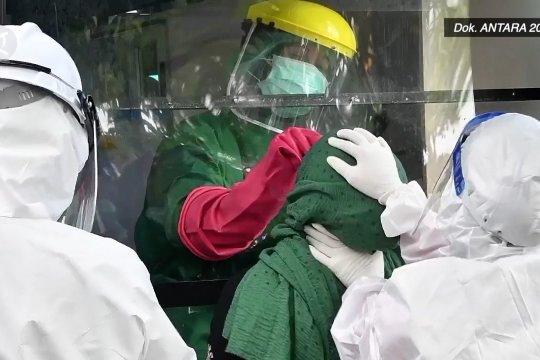 Uji usap PCR di Indonesia sudah 90% dari target WHO