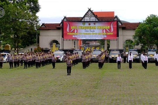 1500 Personel gabungan siap amankan pilkada Kabupaten Bandung